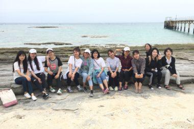 4月【沖縄】 ボランティア 活動報告 ナガンヌ島 ビーチクリーン