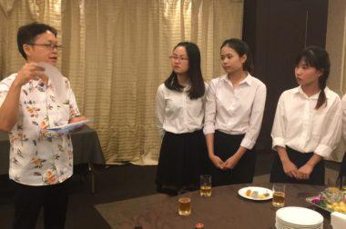 テーブルマナー講座 ベトナム人 感想文②