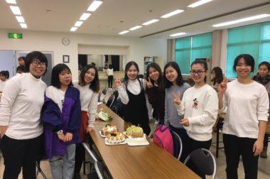 2018.12.23~お菓子作り体験~inクリスマス
