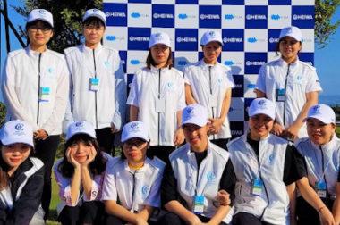 ボランティア|HEIWA×PGM CHAMPIONSHIP2019