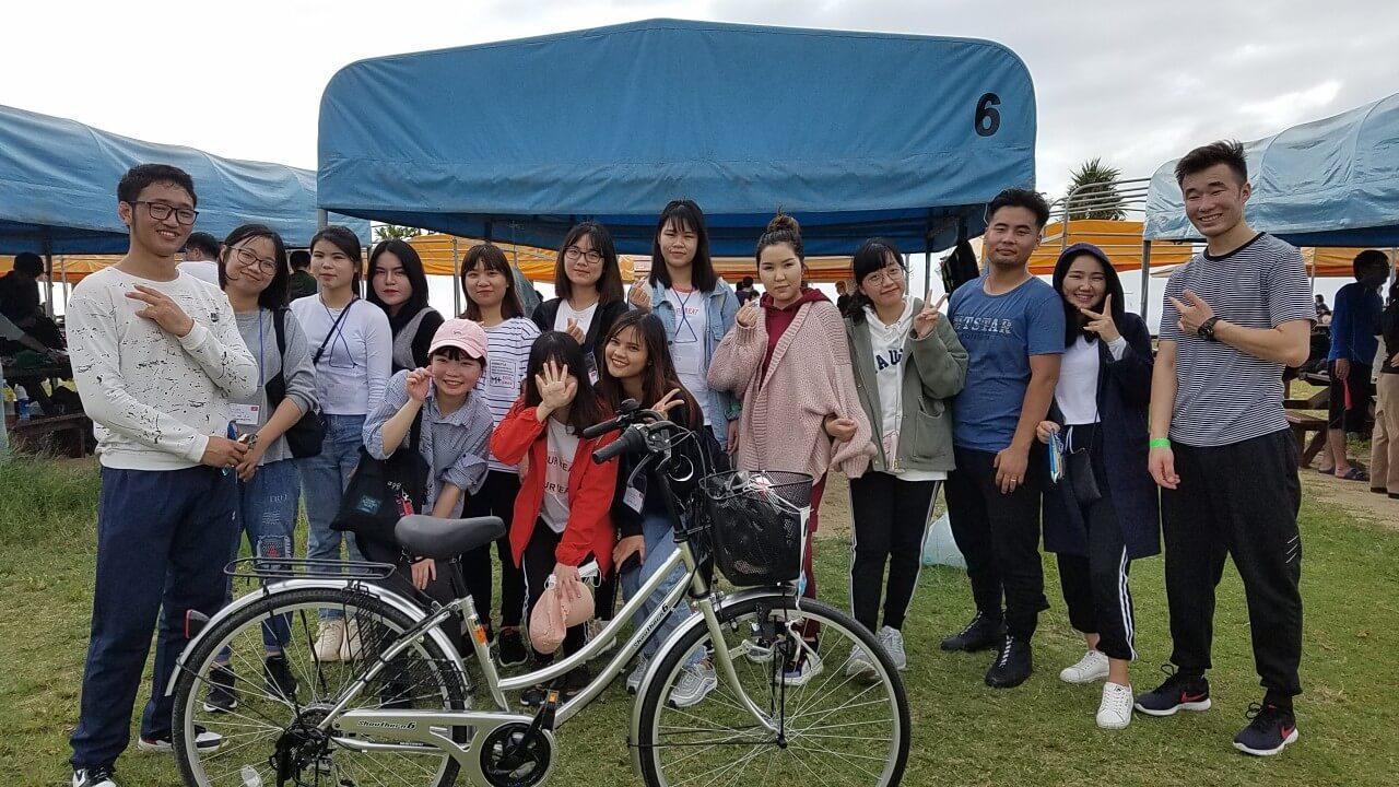 美ら島ママチャリ耐久レース2019