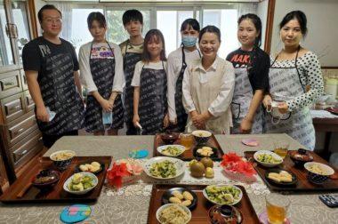 沖縄県今帰仁村にある「料理教室サンダンカ」に参加してきました