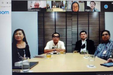 タイの大学とインターンシップ実施についての第一回zoomミーティングを行いました。